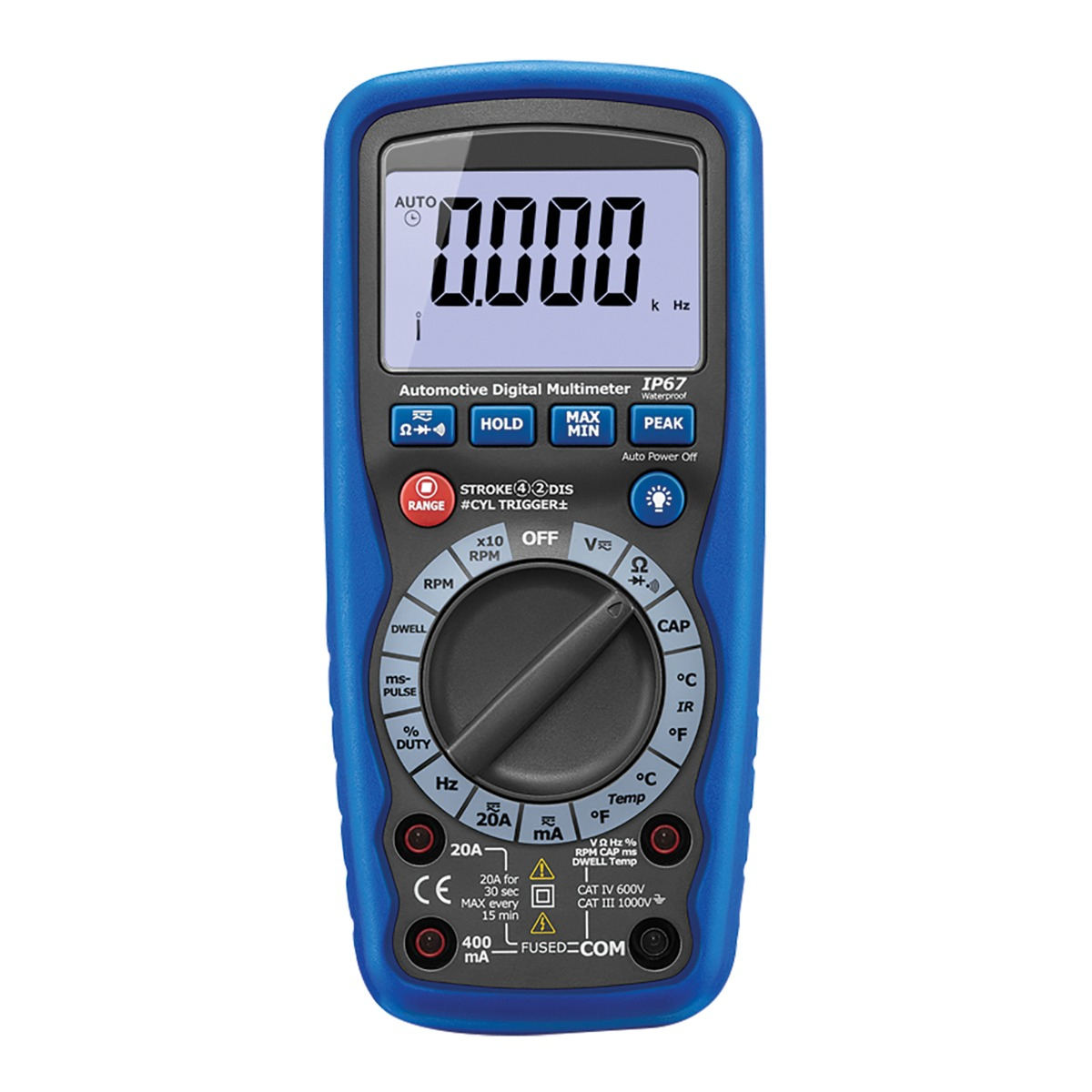 Automotive Multimeter - Professional