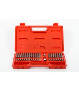 40-PC  10mm (Hex) shank Combination Bits Set