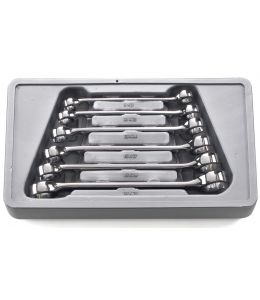 6 Pc. Flare Nut Metric Wrench Set