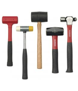 Gearwrench 5 Pc. Hammer and Mallet Set