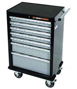 "26"" 7 Drawer Roller Cabinet NEW"