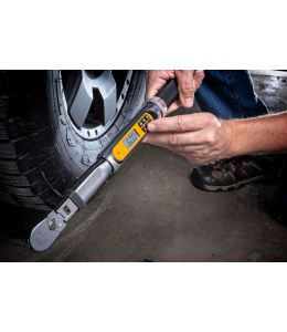 """Gearwrench 1/4"""" 120XP™ Flex Head Electronic Torque Wrench with Angle"""