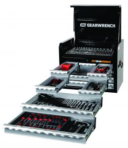 """229 PC Combination Tool Kit + 26"""" Tool Chest"""