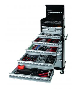 316Pc SAE/Metric Combination Tool Kit + Chest + Trolley