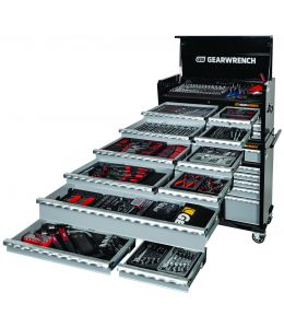 Gearwrench 513Pc  Tool Kit + Chest + Trolley