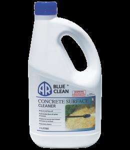 CLEANER CONCRETE SURFACE AR BLUE CLEAN 2LTR SP JETWASH