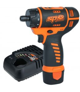 Cordless 12V Two Speed Mini Screwdriver