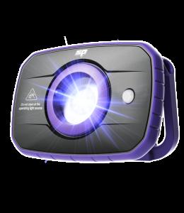 UV-C DISINFECTION LIGHT + FLOOD LIGHT